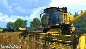 Farm Sim 15 Screenshot