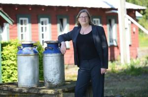 Dr. Lenore Newman, Canada Research Chair, Food Security & Environment; Associate Professor, UFV (photo credit: UFV/Darren McDonald)