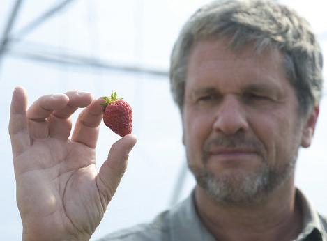 Tom Baumann, Expert Agriculture Team Ltd. and Associate Professor in the Agriculture Department at UFV.