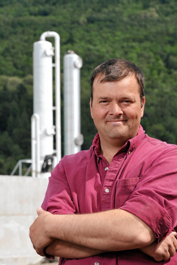 Christopher Bush, President and CEO of Catalyst Agri-innovations Society