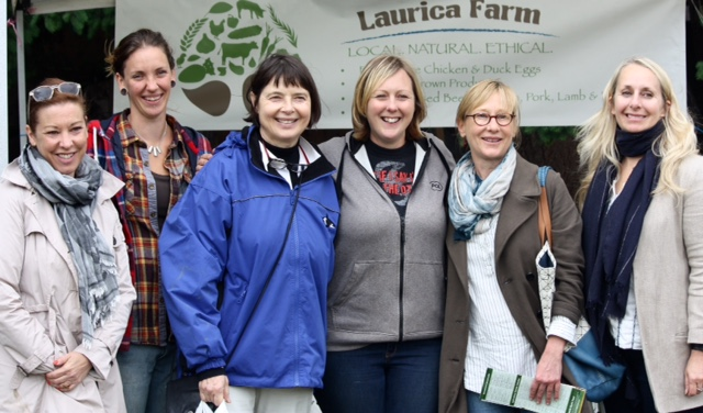 Ag-tourism and education is a large part of Laurica Farm