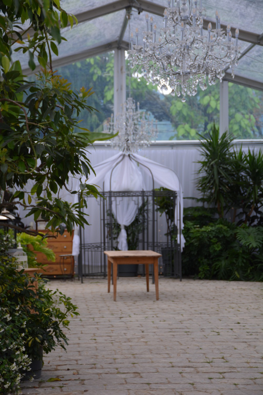 A romantic venue for events
