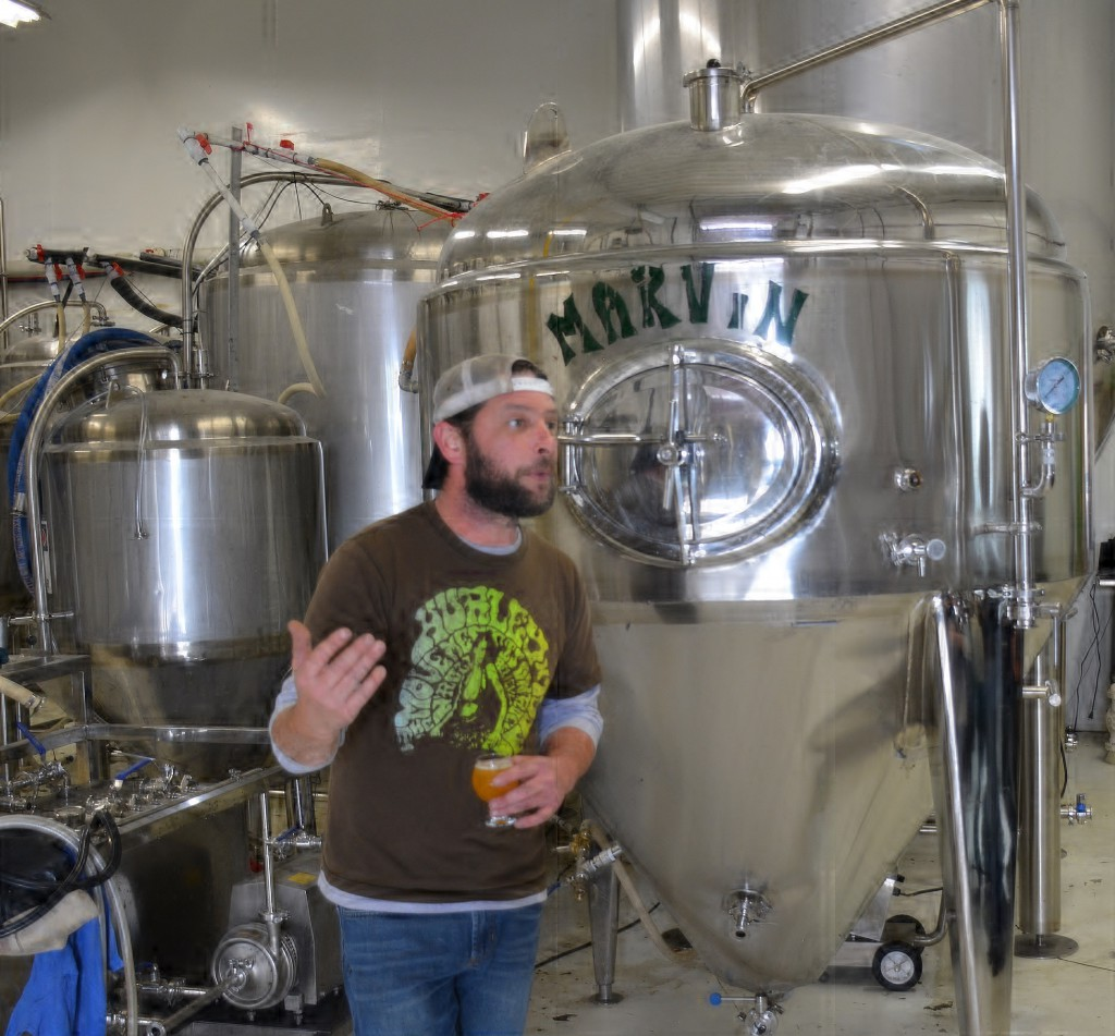Steve Black shares his brewing expertise