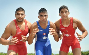 Phulka wrestlers(2)