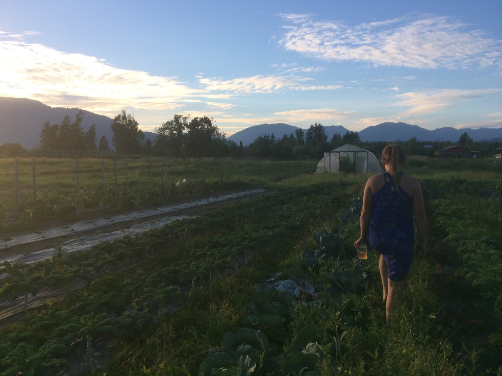 Farm Team co-chair, Miranda Chiasson