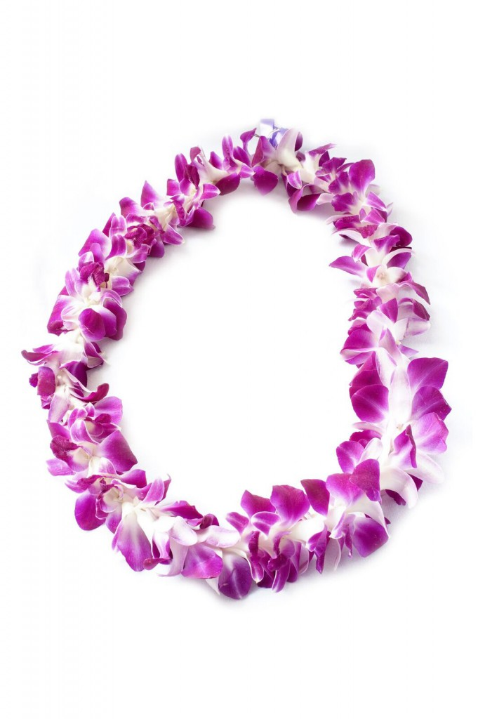 Maybe corn silk leis for BC?